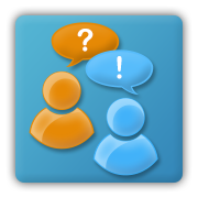 Mobile responsive discussion forum that allow members to post questions, answers and comment